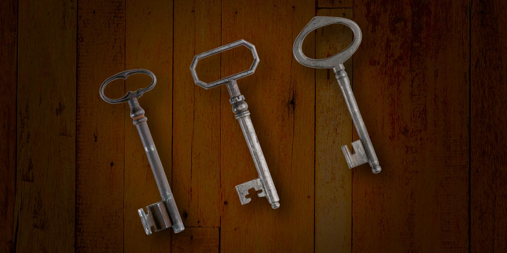 Keys mobile
